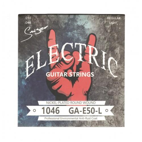 Elektro Gitar Teli Smıger GAE50