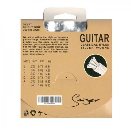 Klasik Gitar Teli GSC028