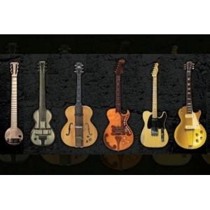 Gitar Hakkında Bilmediğimiz Bir Kaç Kısa Bilgi