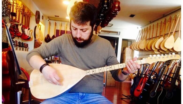 Türk Halk Müziğinin Yıldızı: Bağlama