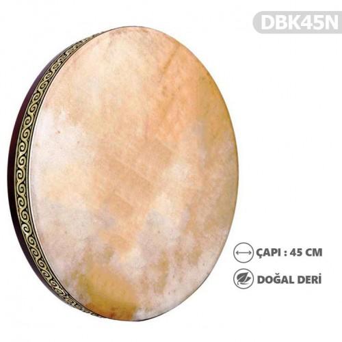 Ritim Bendir Naturel DBK45N