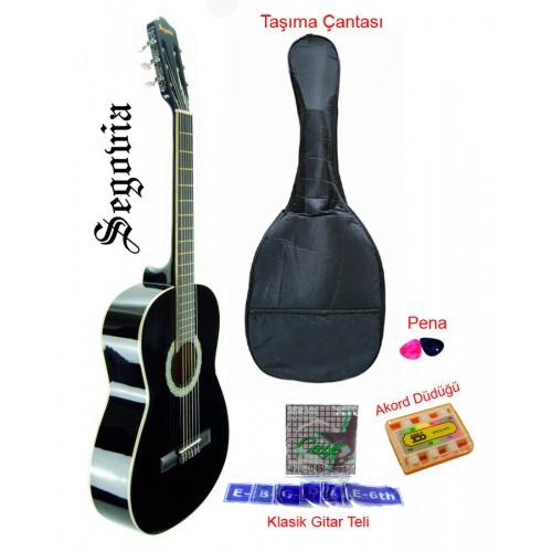 Gitar Klasik Segovia SGC100BK