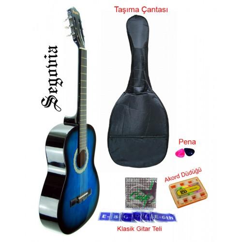 Gitar Klasik Segovia SGC100BLS