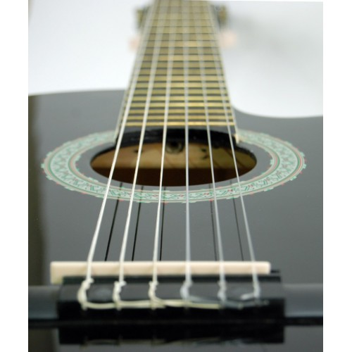Gitar Klasik Segovia  Cutaway SGC150BK