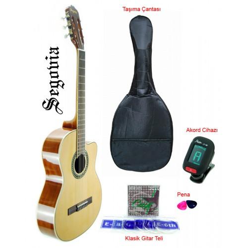 Gitar Klasik Cutaway Segovia SGC250