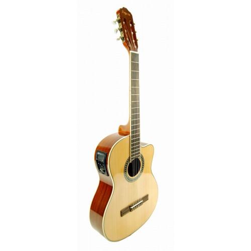 Gitar Klasik Cutaway Segovia SGC250EQ