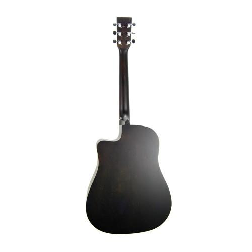Akustik Gitar Segovıa Otantik Kahve SGA41BR