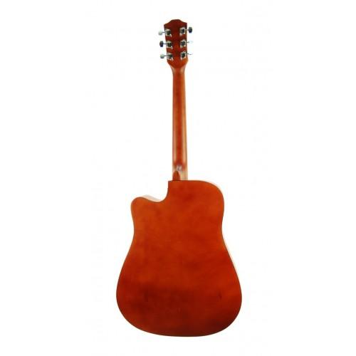 Elektro Akustik Gitar Natural SGA41EQ4N