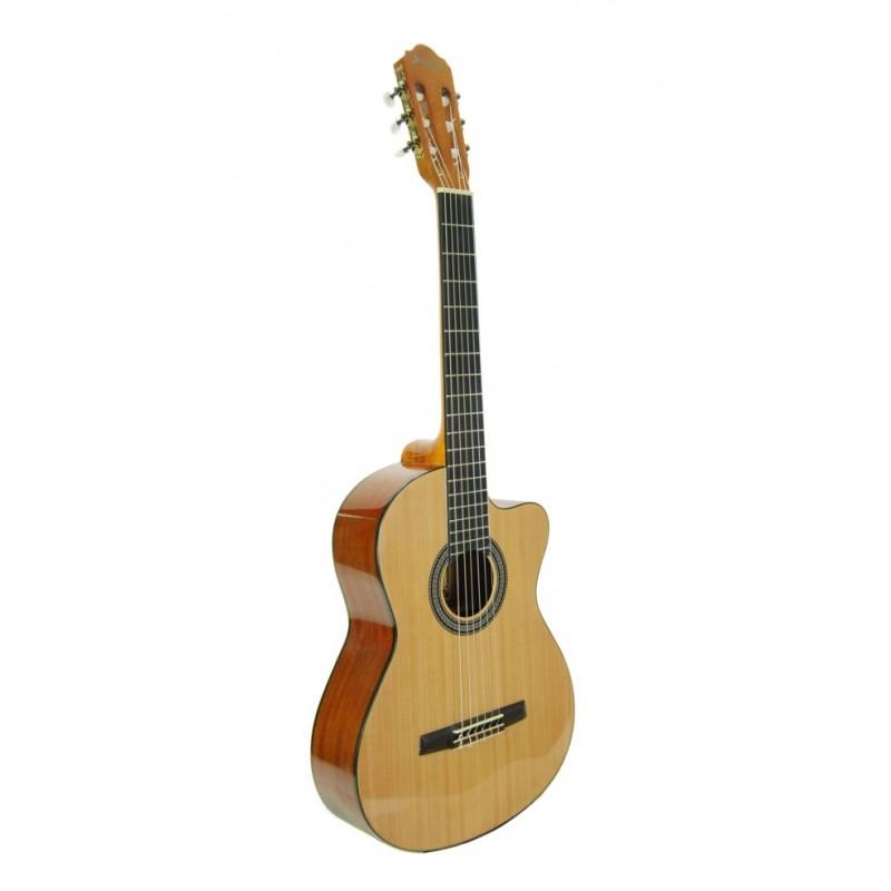 Klasik Gitar Segovıa  Cutaway Maun