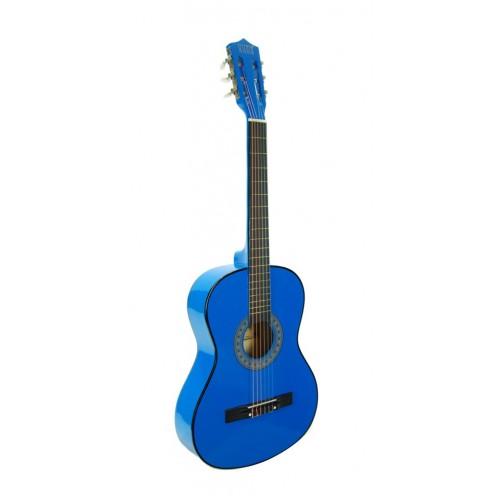 Klasik Gitar Öğrenci Mavi Sesenta SSC38BL