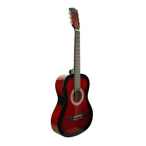 Klasik Gitar Öğrenci Kırmızı Sesenta SSC38RB