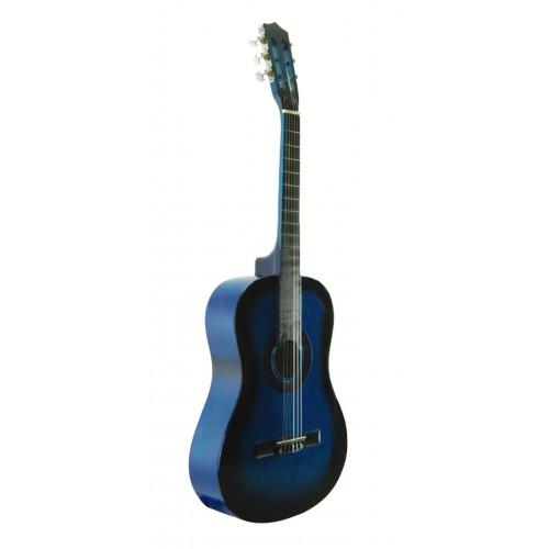 Klasik Gitar Sesenta Mavi SSC50BL Kılıf Hediyeli
