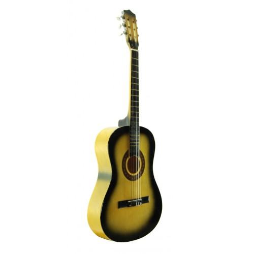 Klasik Gitar Sesenta Sunburst SSC50SB Kılıf Hediyeli
