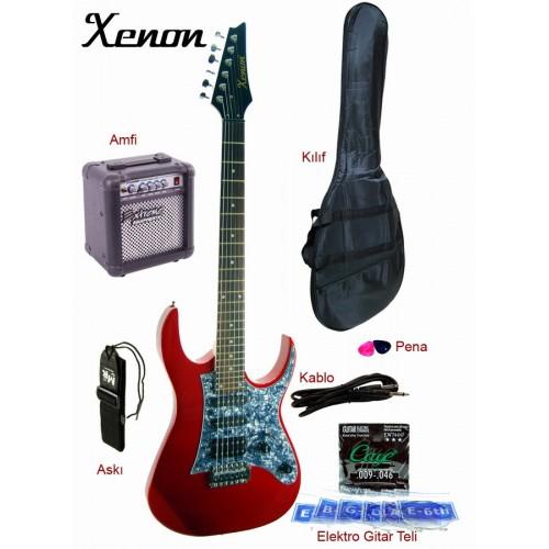 Elektro Gitar Seti XNE4RDSET
