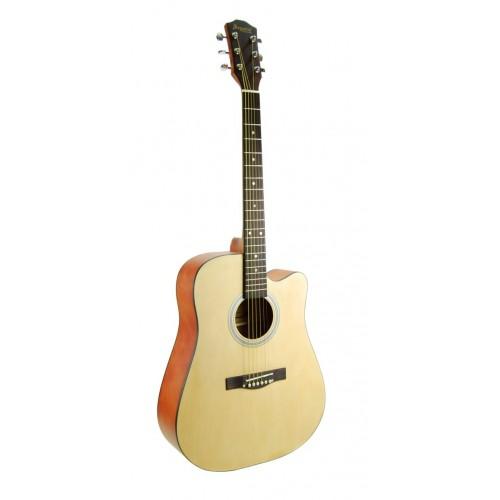 Gitar Akustik Cutaway Segovia SGA41N
