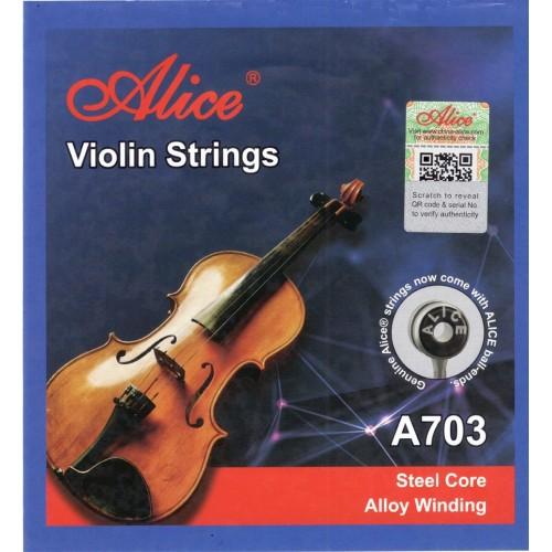 Keman Teli A703 Alice High-Grade Violin Strings