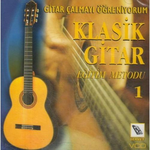 VCD Klasik Gitar Metodu 1