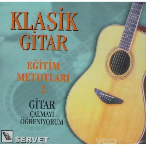 VCD Klasik Gitar Metodu 2