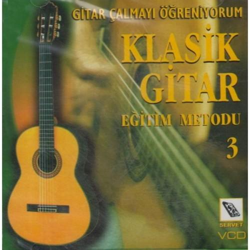 VCD Klasik Gitar Metodu 3