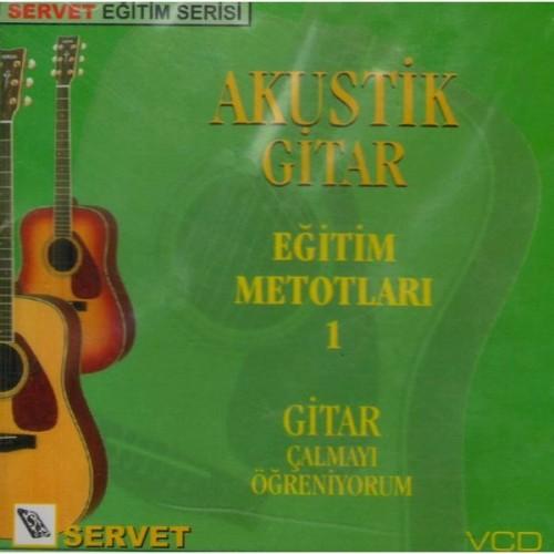 VCD Akustik Gitar Metodu 1