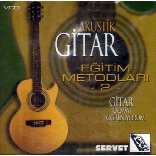 VCD Akustik Gitar Metodu 2